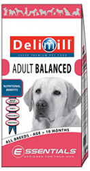 Delimill ESSENTIALS ADULT BALANCED 15kg