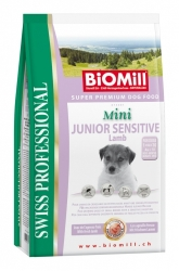 BiOMill Prof. JUNIOR MINI SENSITIVE 1kg