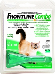 FRONTLINE COMBO® Spot On Cat sol. ad us. vet.