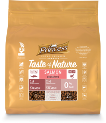 Princess Ultra Premium Taste of Nature SALMON * losos * 2 kg