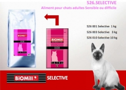 BiOMill Cat Selective