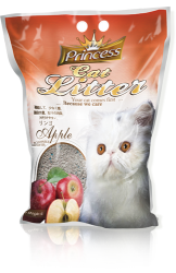Princess Cat Litter Scoopable 5l - parfémované