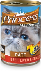 Princess Fresh Meat Paté 400g - konzervy