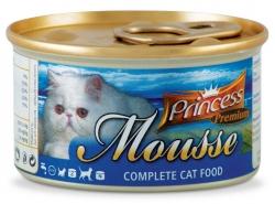 Princess Mousse 85g * 4 druhy VÝBĚR: srdce a kuřecí játra