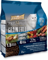PRINCESS – PREMIUM ADULT grain free 2kg