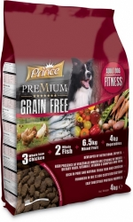 PRINCE Premium Adult 25% protein M/L Fitness 4kg