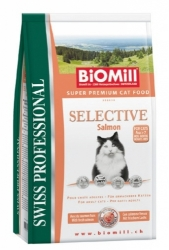 BiOMill  Cat Prof. SELECTIVE SALMON